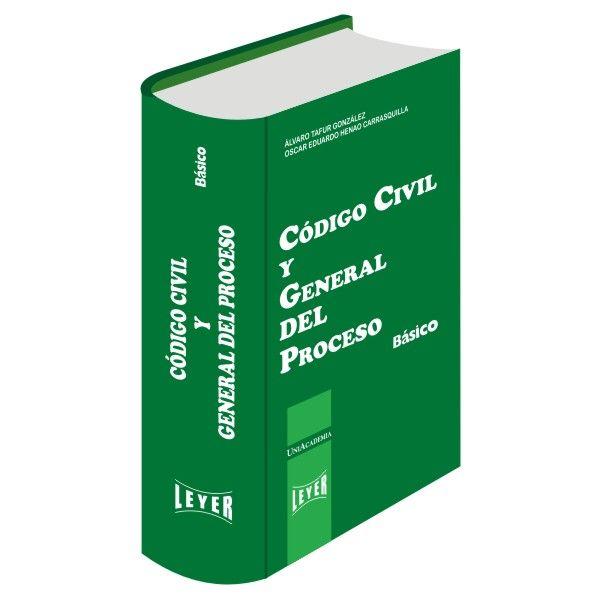 </br>Código Civil y General del Proceso Básico