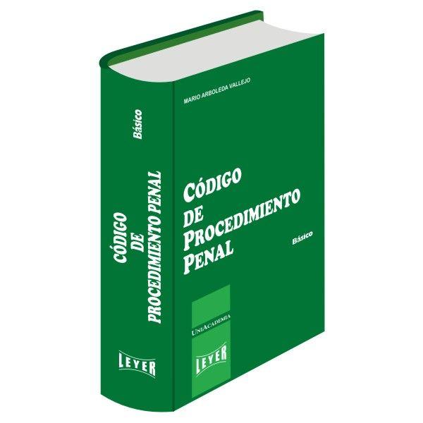 </br>Código de Procedimiento Penal Básico