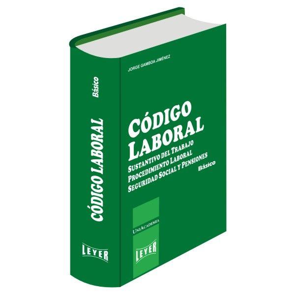 </br>Código Laboral Sustantivo del Trabajo, Procedimiento Laboral Básico