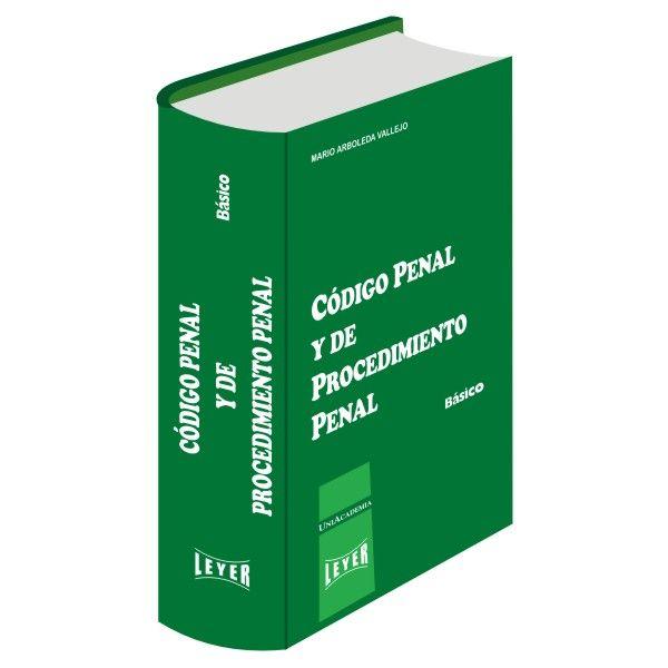 </br>Código Penal y de Procedimiento Penal Básico