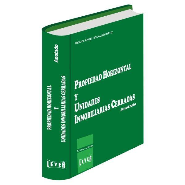 </br>Propiedad Horizontal y Unidades Inmobiliarias Cerradas Básico</br>